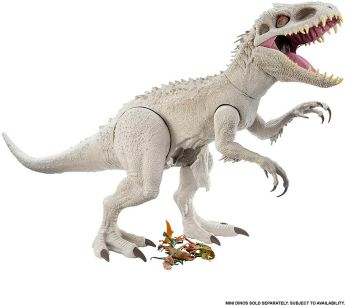 Dinosauro Indominus Rex Super Colossale | Jurassic World