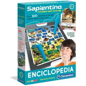Interactive Enciclopedia Sapientino (Gioco Clementoni)