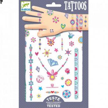 Jenni's Jewels (Tattoo Djeco Design By)