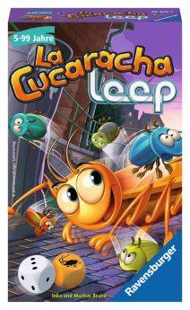 La Cucaracha Loop Travel Gioco da Tavolo