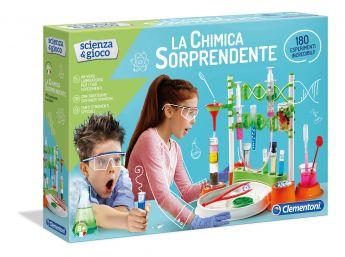La Chimica Sorprendente Scienza e Gioco Clementoni su ARSLUDICA.com
