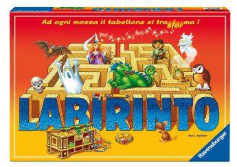 Labirinto Magico il gioco da tavola in scatola per tutta la Famiglia