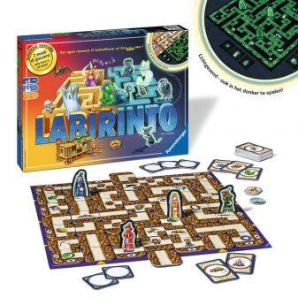 Labirinto Glow in the Dark Gioco da tavolo Ravensburger su ARSLUDICA.com