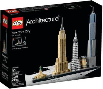 LEGO 21028 New York City   LEGO Architecture