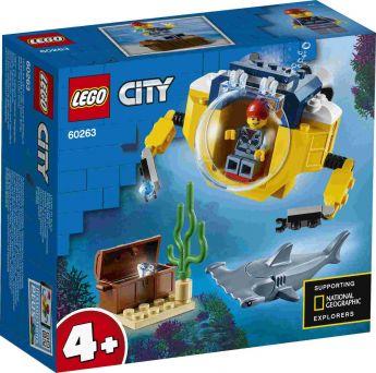 LEGO 60263 Minisottomarino Oceanico LEGO City su arsludica.com