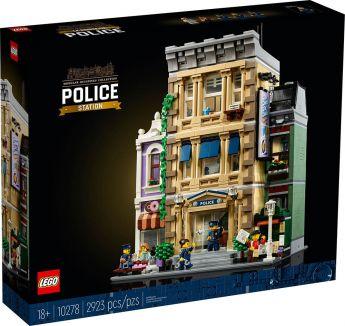 LEGO 10278 Stazione di Polizia Modulare | LEGO Creator Expert