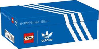 LEGO 10282 Scarpa Adidas Originals Superstar   LEGO Icons