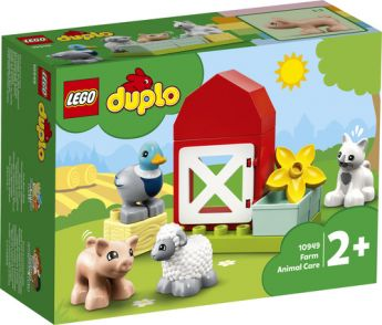 LEGO 10949 Gli Animali della Fattoria  LEGO Duplo