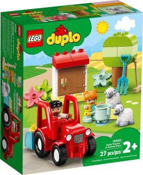 LEGO 10950 Il Trattore della Fattoria e i suoi Animaletti | LEGO Duplo