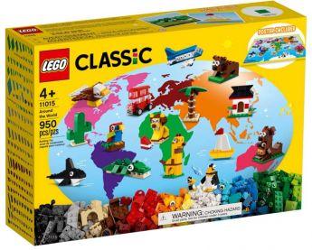LEGO 11015 Giro del Mondo | LEGO Classic