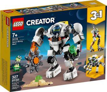 LEGO 31115 Mech Spaziale | LEGO Creator