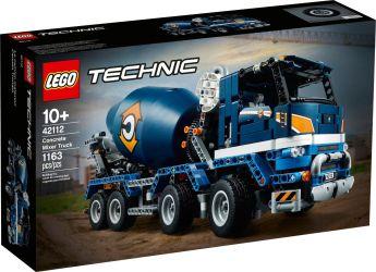 LEGO 42112 Betoniera | LEGO Technic