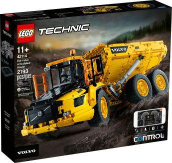 LEGO 42114 6x6 Volvo Camion Articolato | LEGO Technic