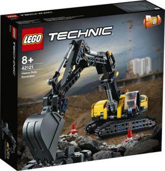 LEGO 42121 Escavatore Pesante   LEGO Technic