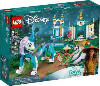 LEGO 43184  Raya e il Drago Sisu   LEGO Disney Princess