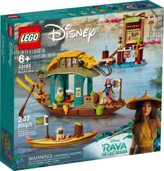 LEGO 43185 Boun's Boat   LEGO Disney Princess