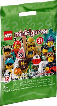 LEGO 71029 Minifigures Serie 21 Assortite   LEGO Minifigures