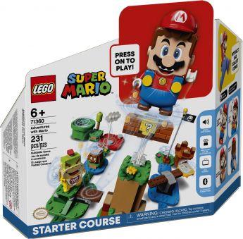 LEGO 71360 Avventure di Mario Starter Pack LEGO Super Mario