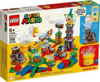 LEGO 71380 Master Your Adventure | LEGO Super Mario