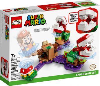LEGO 71382 Pirana Plant Puzzling | LEGO Super Mario