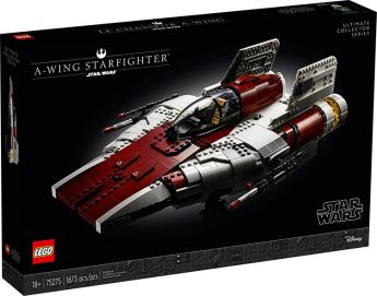 LEGO 75275 A-Wing Starfighter   LEGO Star Wars