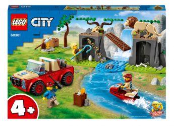 LEGO 60301 Fuoristrada di Soccorso Animale | LEGO City