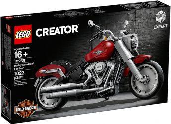 LEGO 10269 Harley-Davidson® Fat Boy® LEGO Creator su ARSLUDICA.com