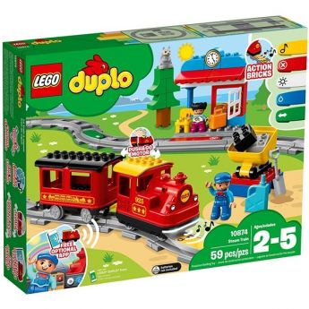 LEGO 10874 Treno a vapore (LEGO Duplo)