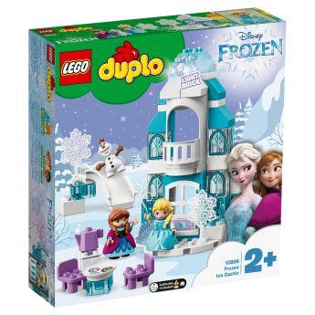 LEGO 10899 Il Castello di Ghiaccio di Frozen (LEGO Duplo) su ARSLUDICA.com