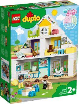 LEGO 10929 Casa da Gioco Modulare LEGO Duplo su ARSLUDICA.com