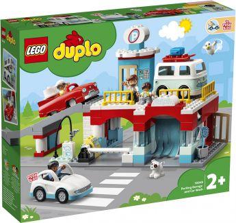 LEGO 10948 Autorimessa e Autolavaggio | LEGO Duplo