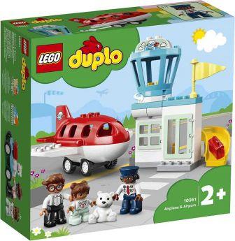 LEGO 10961 Aereo e Aeroporto | LEGO Duplo