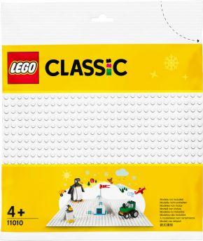 LEGO 11010 Base Bianca LEGO Classic su ARSLUDICA.com