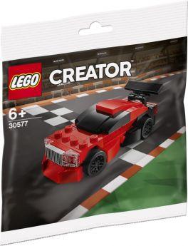 LEGO 30577 OMAGGIO  Omaggio Super Muscle Car | LEGO CREATOR