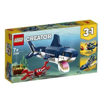 LEGO 31088 Creature degli Abissi (LEGO Creator)