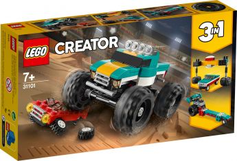 LEGO 31101 Monster Truck LEGO Creator su ARSLUDICA.com