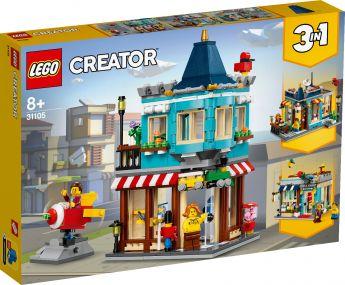 LEGO 31105 Negozio di Giocattoli LEGO Creator su ARSLUDICA.com