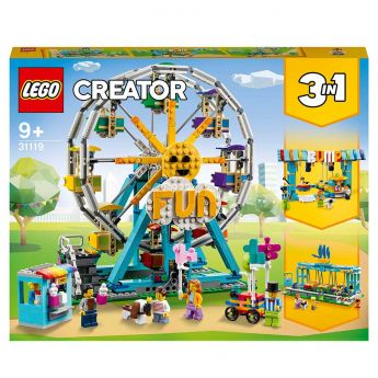 LEGO 31119 Ruota Panoramica   LEGO Creator