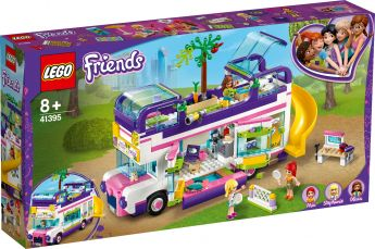 LEGO 41395 Il Bus dell'Amicizia LEGO Friends su ARSLUDICA.com