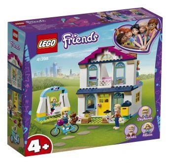 LEGO 41398 La casa di Stephanie LEGO Friends su ARSLUDICA.com