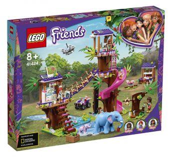 LEGO 41424 Base di soccorso tropicale LEGO Friends su ARSLUDICA.com