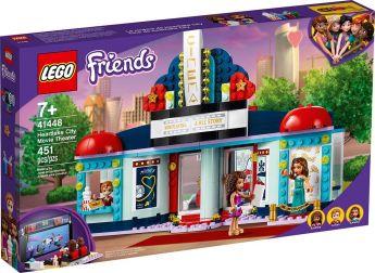 LEGO 41448 Il Cinema di Heartlake City   LEGO Friends