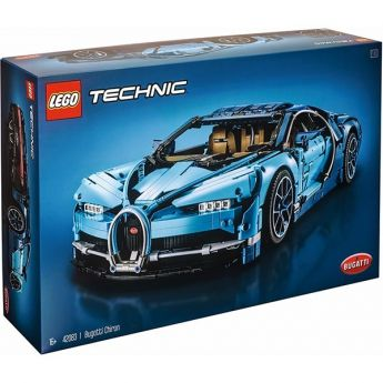LEGO 42083 Bugatti Chiron (LEGO Technic)