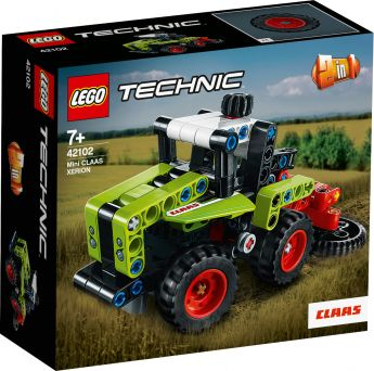 LEGO 42102 Mini CLAAS XERION LEGO Technic su ARSLUDICA.com