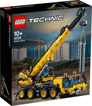 LEGO 42108 Gru Mobile LEGO Technic su ARSLUDICA.com