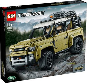 LEGO 42110 Land Rover Defender (LEGO Technic) su ARSLUDICA.com