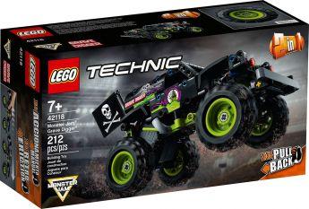 LEGO 42118 Monster Jam Grave Digger   LEGO Technic