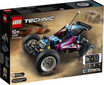 LEGO 42124 Buggy fuoristrada   LEGO Technic