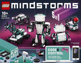 LEGO 51515 Robot Inventor 2020 | LEGO Mindstorms