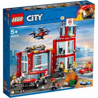 LEGO 60215 Caserma dei Pompieri | LEGO City